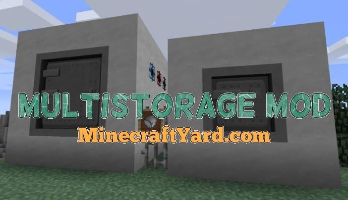 MultiStorage Mod 1.11.2/1.11