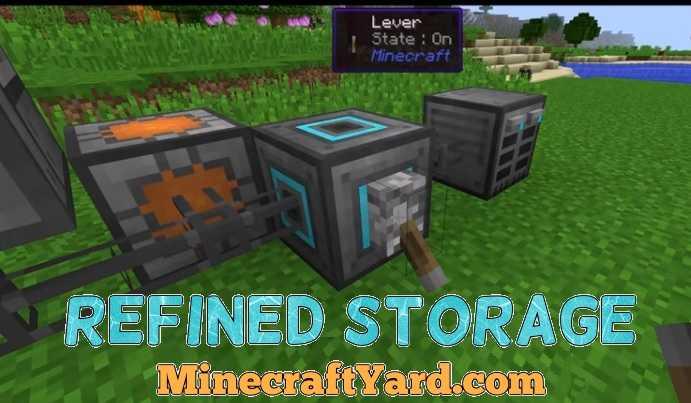 Refined Storage 1.13.1/1.13/1.12.2/1.11.2