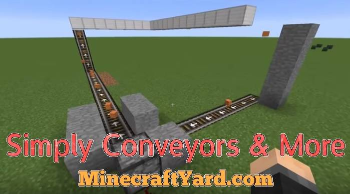 Simply Conveyors & More 1.13.1/1.13/1.12.2/1.11.2