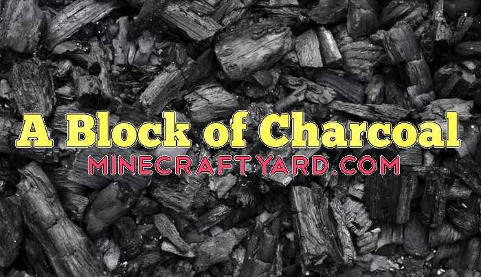 A Block of Charcoal 1.10.2/1.9.4