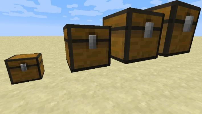 Colossal Chests