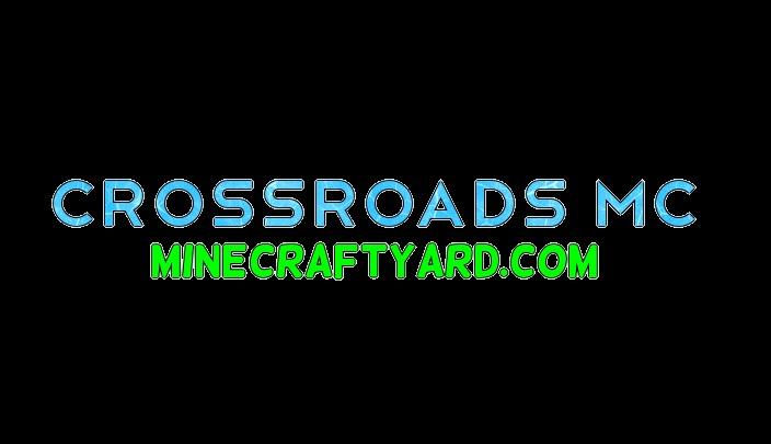 Crossroads MC Mod 1.13.1/1.13/1.12.2/1.11.2