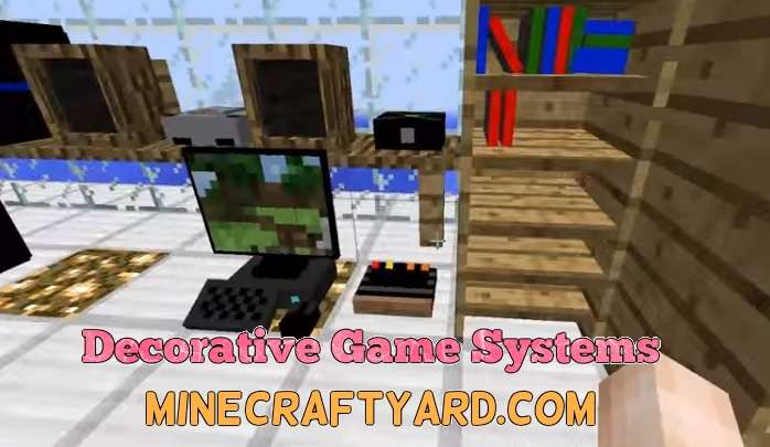 Decorative Game Systems 1.11.2/1.11/1.10.2