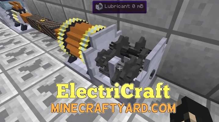 Electriccraft 1.11.2/1.10.2