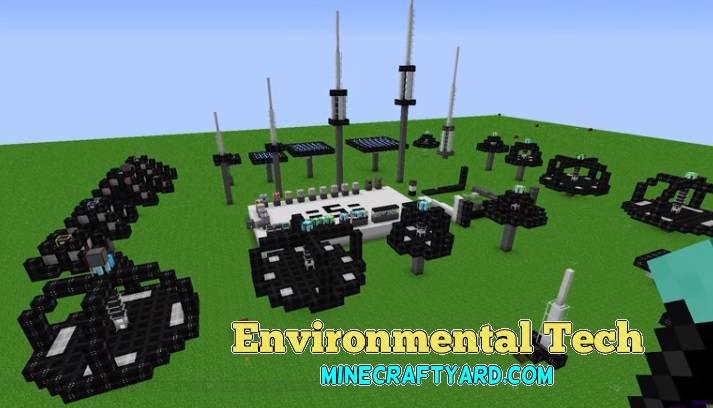 Environmental Tech 1.12/1.11.2/1.10.2