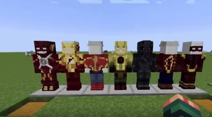 Fisk's Superheroes 1