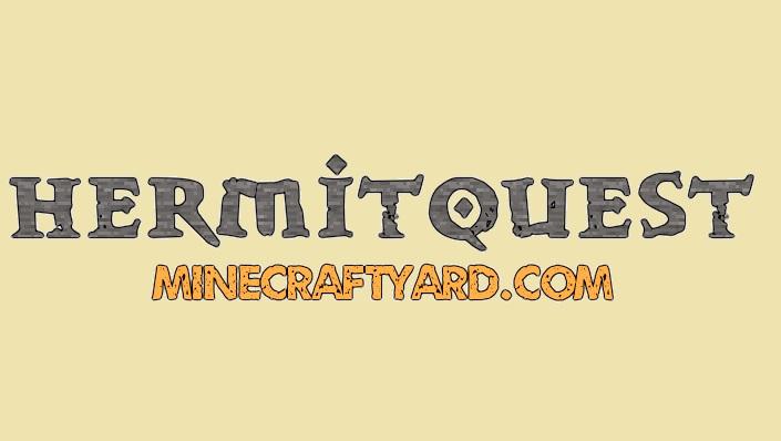 HermitQuest Mod 1.13.1/1.13/1.12.2/1.11.2/1.10.2