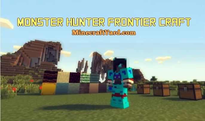 Monster Hunter Frontier Craft 1.11.2/1.10.2/1.9.4