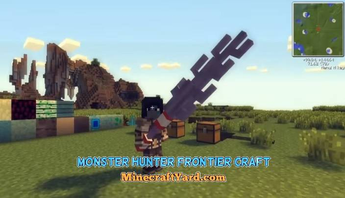 Monster Hunter Frontier Craft 1