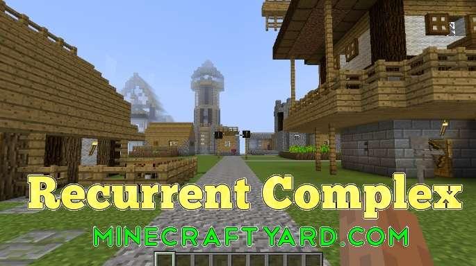 Recurrent Complex Mod 1.11.2/1.11