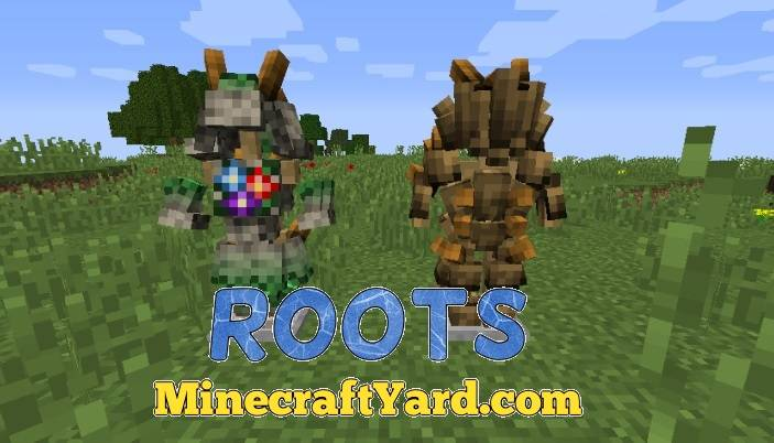 Roots Mod 1.11.2/1.10.2/1.9.4