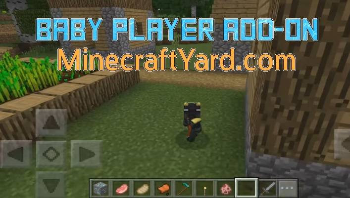 Baby Player Add-on MCPE and Win 10