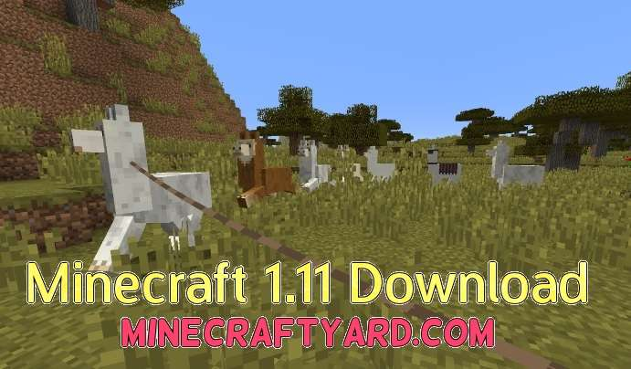 Minecraft 1.11.1 Launcher Download