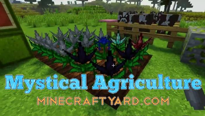Mystical Agriculture 1.11.2/1.11/1.10.2