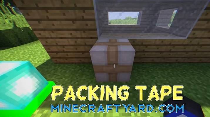 Packing Tape Mod 1.11.2/1.11/1.10.2