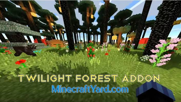 Twilight Forest Add-on Main