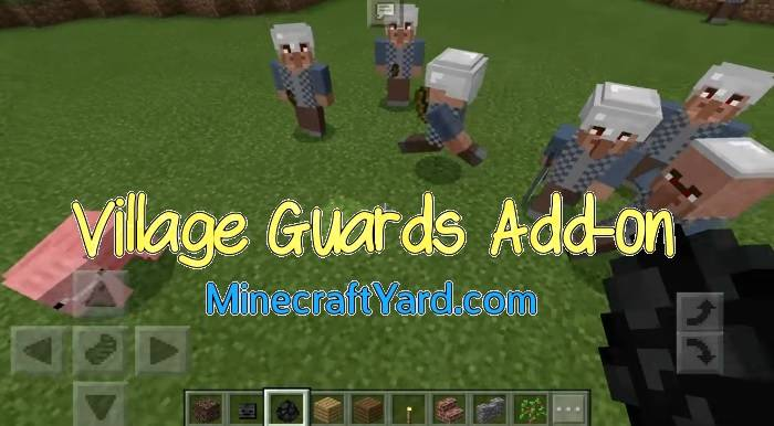 Village Guards Add-on 0.16.1