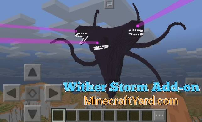 Wither Storm Add-on 0.16.1
