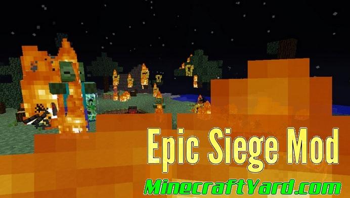 Epic Siege Mod 1.13.1/1.13/1.12.2/1.11.2