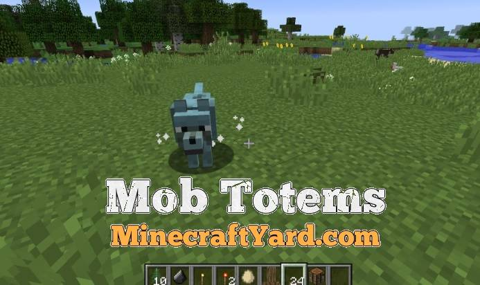 Mob Totems Mod 1.13.1/1.13/1.12.2/1.11.2