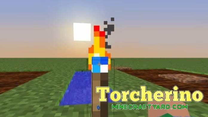 Torcherino Mod 1.12.2/1.12.1/1.11.2