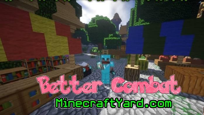 Better Combat Mod 1.12.2/1.12.1/1.11.2