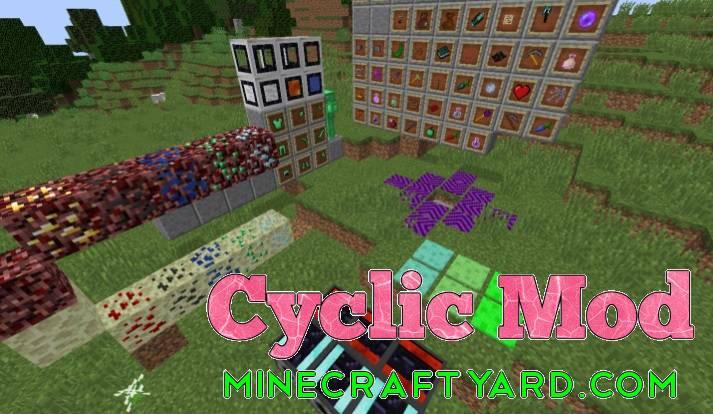 Cyclic Mod 1.12.1/1.11.2