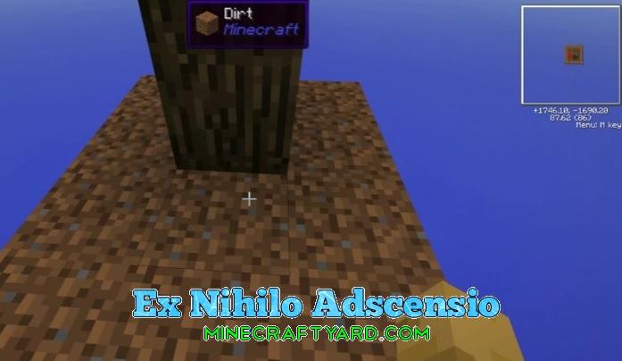 Ex Nihilo Adscensio 1.12/1.11.2