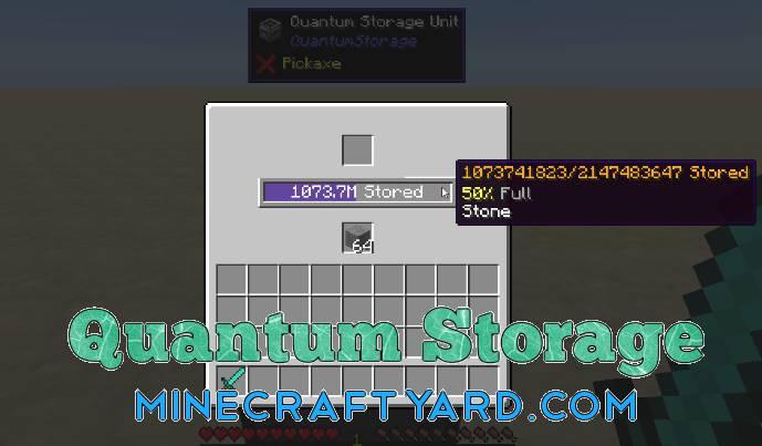 Quantum Storage 1.12/1.11.2