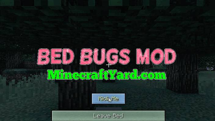 Bed Bugs Mod 1.12.2/1.12.1/1.11.2