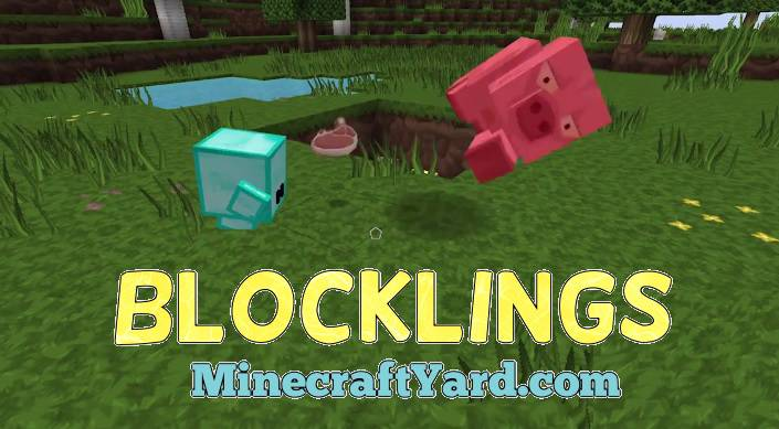 Blocklings 1.12.2/1.12.1/1.11.2