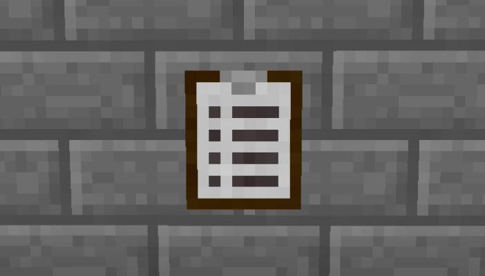 Clipboard Mod 2