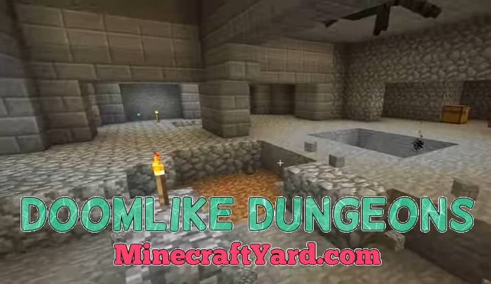 Doomlike Dungeons 1.14/1.13.2/1.12.2/1.11.2