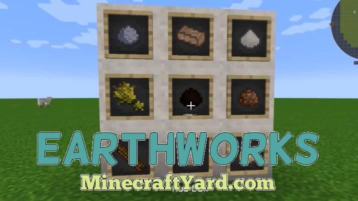 Earthworks 1.13.1/1.13/1.12.2/1.11.2