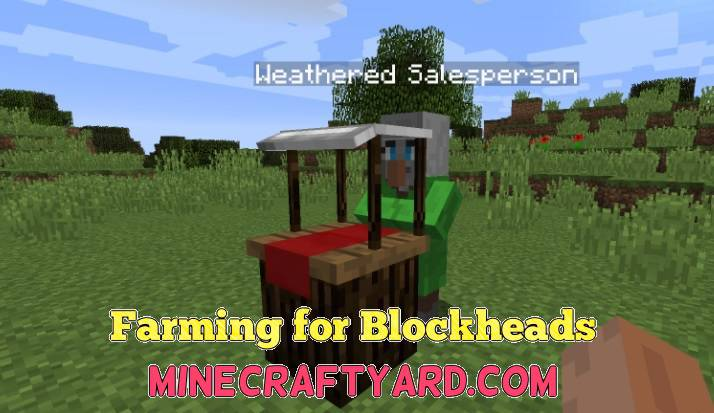 Farming for Blockheads 1.12/1.11.2