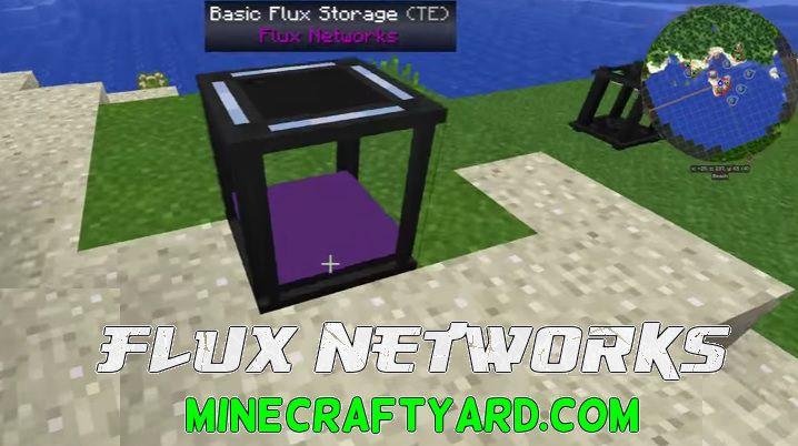 Flux Networks Mod 1.12/1.11.2