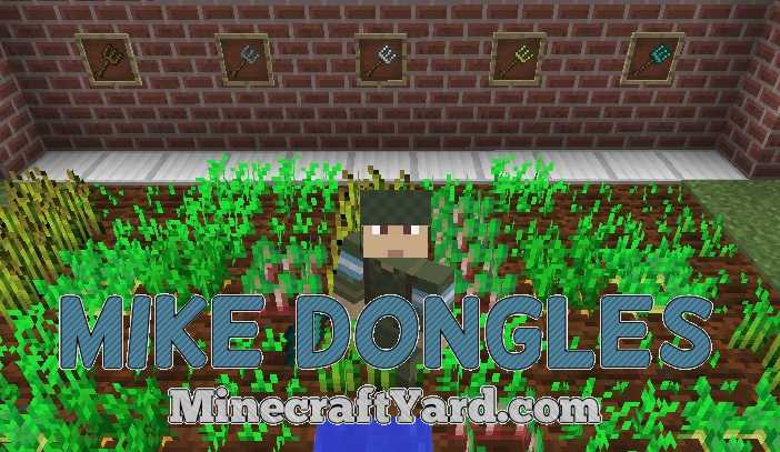 Mike Dongles Mod 1.13.1/1.13/1.12.2/1.11.2
