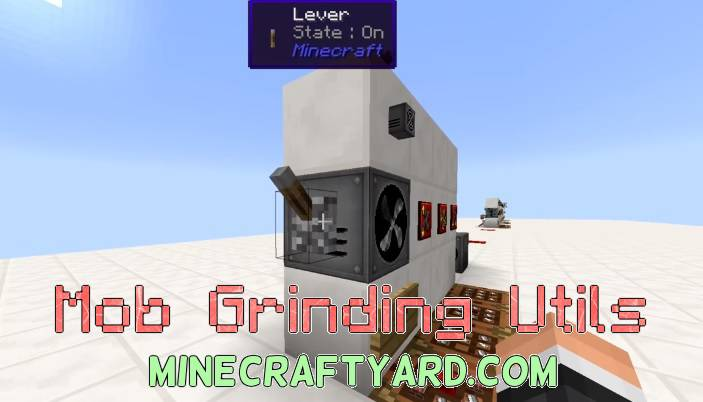 Mob Grinding Utils 1.12/1.11.2