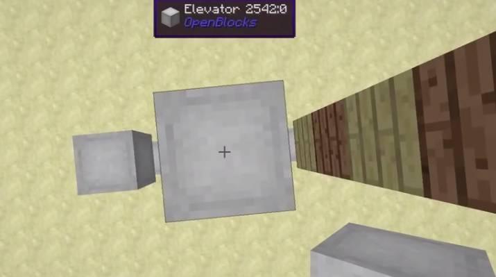 OpenBlocks Elevator Mod 2