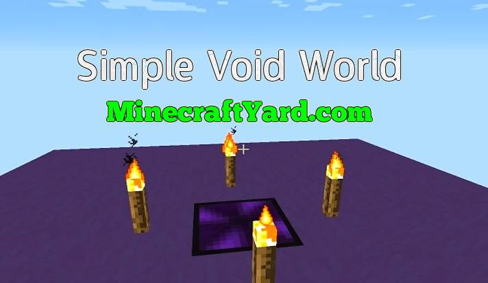 Simple Void World 1.12/1.11.2