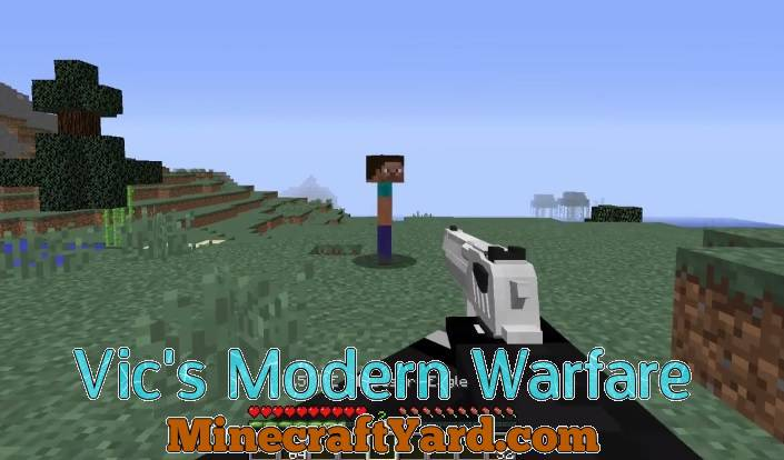 Vic's Modern Warfare 1.14/1.13.2/1.12.2/1.11.2
