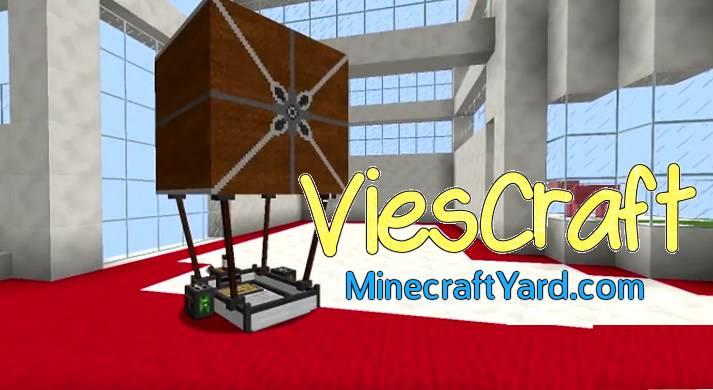 ViesCraft Mod 1.11.2/1.10.2