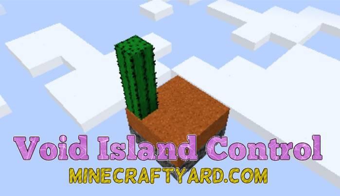 Void Island Control 1.12.2/1.12.1/1.11.2