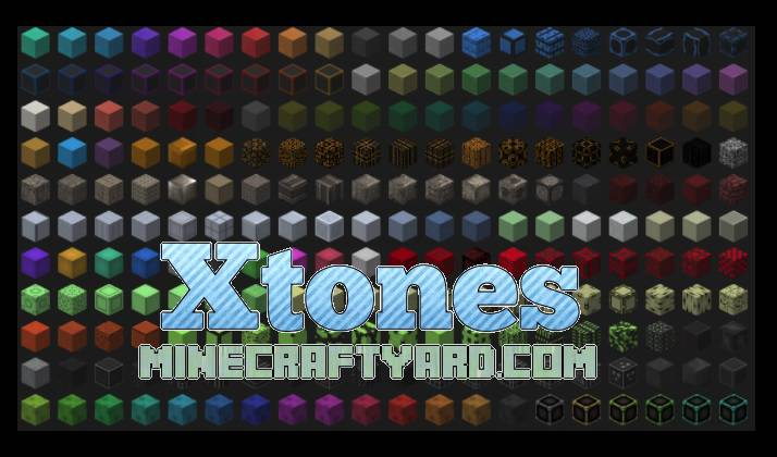 Xtones Mod 1.12.2/1.12.1/1.11.2
