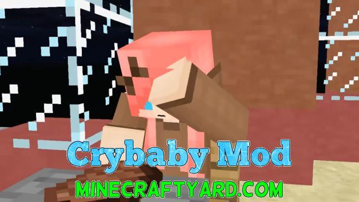 Crybaby Mod 1.12.2/1.12.1/1.11.2