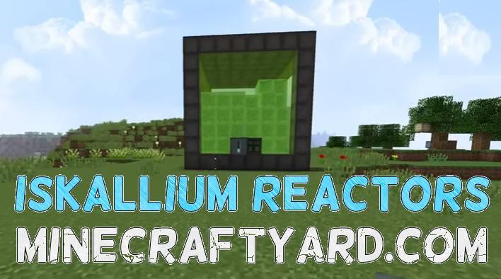 Iskallium Reactors 1.13.1/1.13/1.12.2/1.11.2