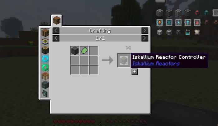 Iskallium Reactors 2