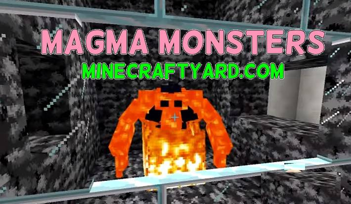 Magma Monsters 1.14/1.13.2/1.12.2/1.11.2
