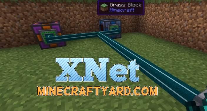 XNet Mod 1.12.2/1.12.1/1.11.2