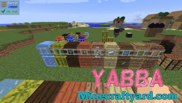 YABBA Mod 1.12.2/1.12.1/1.11.2